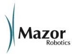 Mazor Robotics to Debut New Renaissance Guidance System Brain Module at AANS Meeting