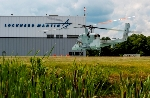 Lockheed Martin Welcomes Home the Unmanned K-MAX Cargo Helicopter Team