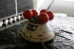 Recovery Simulation Completed for Orion Spacecraft Test Article