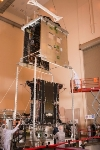 Lockheed Martin Integrates AEHF Satellite's Propulsion Core and Payload Module Ahead of Schedule