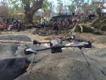 Lockheed Martin's Indago UAS Used for Damage Assessment Following Devastation by Cyclone Pam