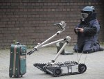 Fraunhofer Researchers Developing Remote Controlled Sensor Suite to Detect Bombs