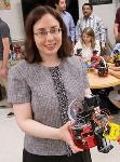 ASU Engineer Develops Techniques to Model, Optimize and Control Large Collectives of Robot Swarms