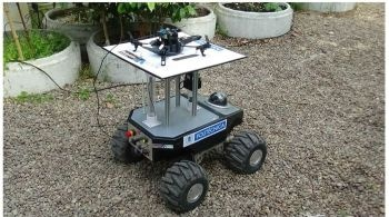 Researchers Use Robots to Measure Environmental Variables of Greenhouses