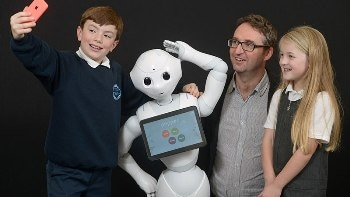Heriot-Watt's Year of Robotics Aims to Develop Interest in Robotics and AI Among Children