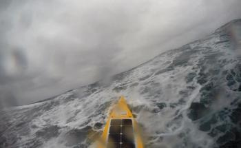 Innovative CO2 Measurement Device for Unmanned Robotic Boats