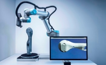 3D Scanner Suited for Autonomous Manufacturing of Parts