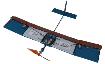 New Separated Flow Airfoil Wing Could Ensure Efficient, Stable Small Drones