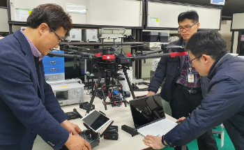 ETRI Develops Drone and AI Technology to Predict Algal Blooms