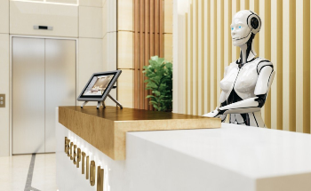 Study Investigates Role of Service Robots in Hotels After COVID-19 Impact