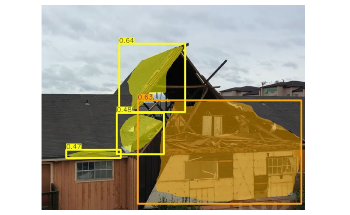 New AI System Helps Detect Damage Caused to Buildings by Hurricanes