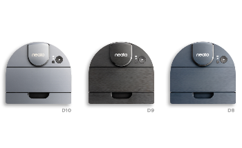 Neato's Next Generation of Premium Robot Vacuums — the Neato D10, D9 and D8 — Launch at IFA 2020