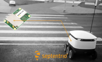 Septentrio Unveils AsteRx-m3 Pro, the Next Generation GPS/GNSS Receiver for Robotics and Automation
