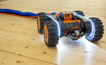 Tiny but Mighty – Q-Bot Releases its New Generation of Under-Floor Insulation Robots!