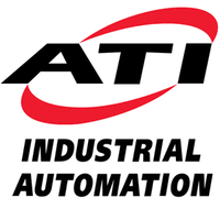 ATI Industrial Automation, Inc. logo.