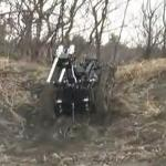 ICOR Technology Inc., EOD/SWAT Robot for Off-road Driving in Mud